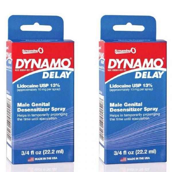 Chai xịt Dynamo delay Made in USA 22,2ml