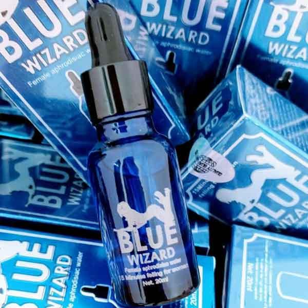Kích dục nữ Blue