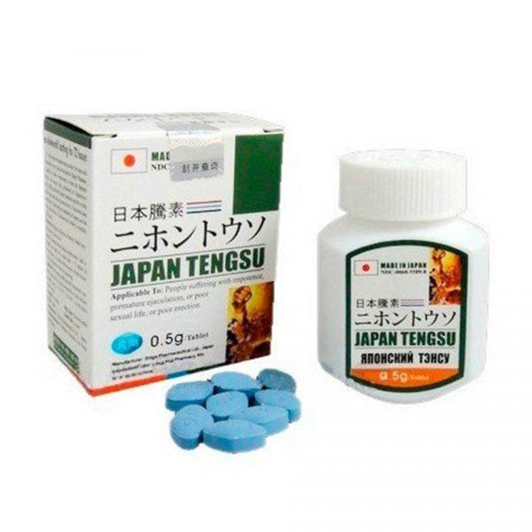 Thuốc Japan Tengsu cường dương Nhật bản
