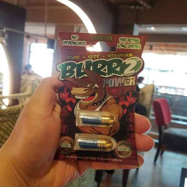 Thuốc Burro power 2