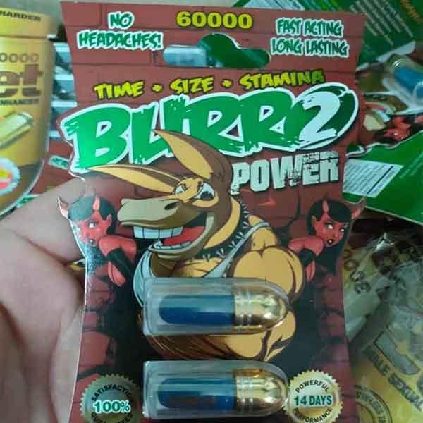 Thuốc cường dương cao cấp burro 2