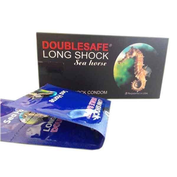 Bao cao su Double Seahorse Của Mỹ