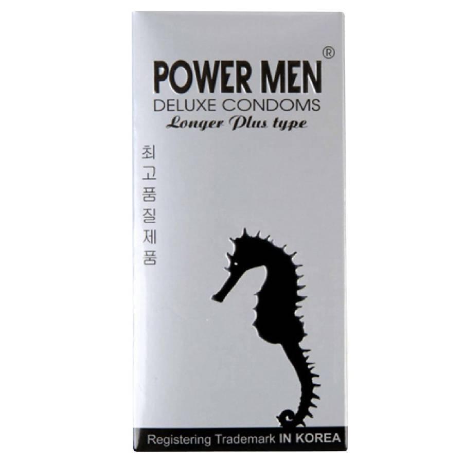 bao cao su power men cá ngựa bạc