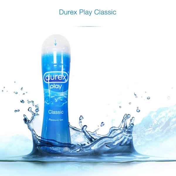 Gel bôi trơn Durex Play classic