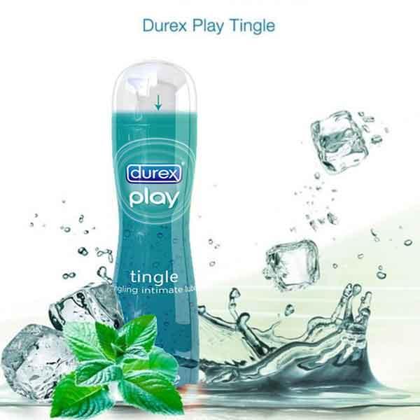 Gel bôi trơn Durex Tingle 100ml