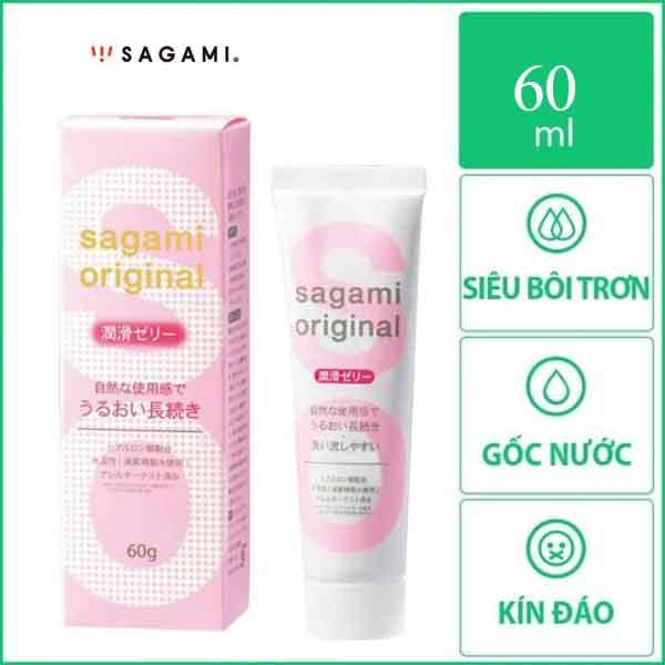 Gel bôi trơn Sagami nhật bản chính hãng
