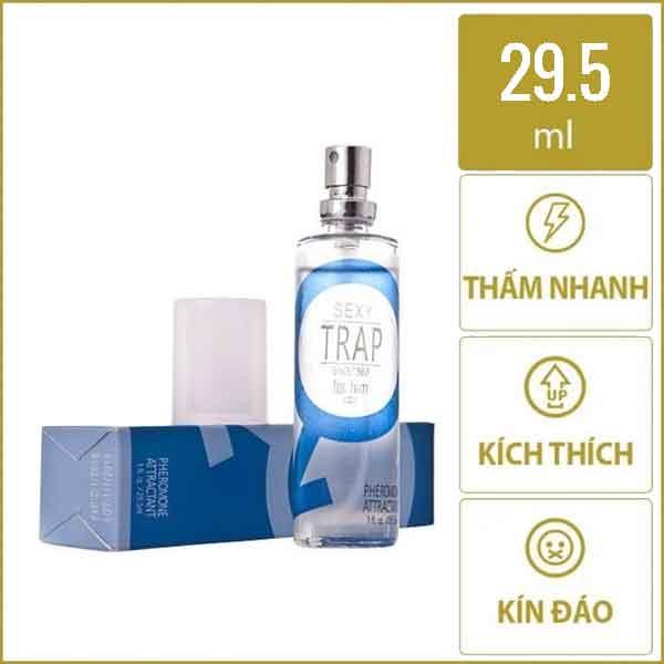 Trap nước hoa kích dục nữ 29.5ml