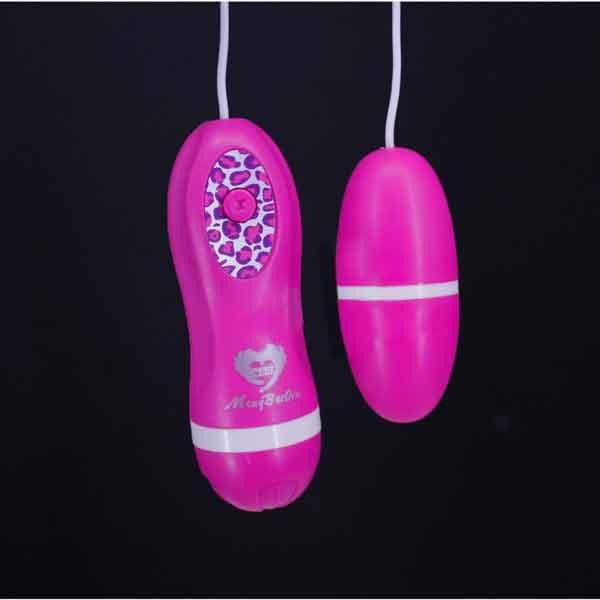 Trứng rung Vibrator nhựa 1 chế độ rung