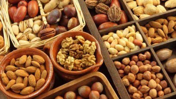 Các loại hạt khô cũng giúp tăng nhanh sự có thai