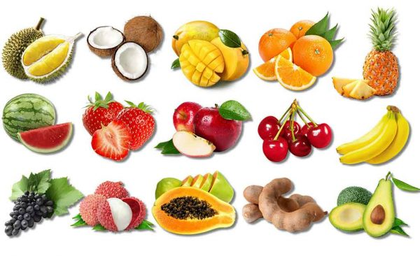 Ăn trái cây để tăng cường sức khỏe và tốt cho sinh sản cả nam và nữ