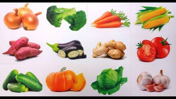 Một số loại rau củ tốt cho khả năng sinh sản