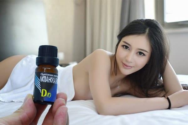 kích dục d10